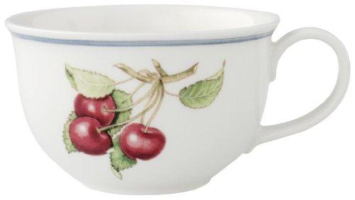 Villeroy & Boch Charm & Breakfast Cottage Café au lait Obertasse XL 0,50l, weiß -