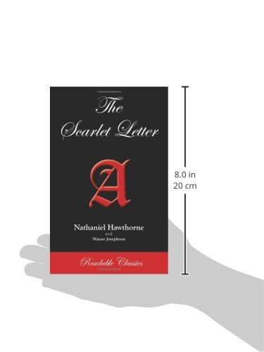 The Scarlet Letter (Readable Classics)