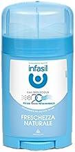 INFASIL Deo.stick fr.naturale 40 ml. - Hombres desodorantes
