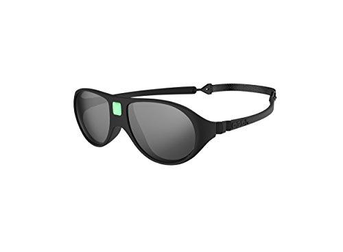 Ki ET LA Kinder Jokala Uv-Sonnenbrille, Schwarz, One Size (2-4 Jahre)
