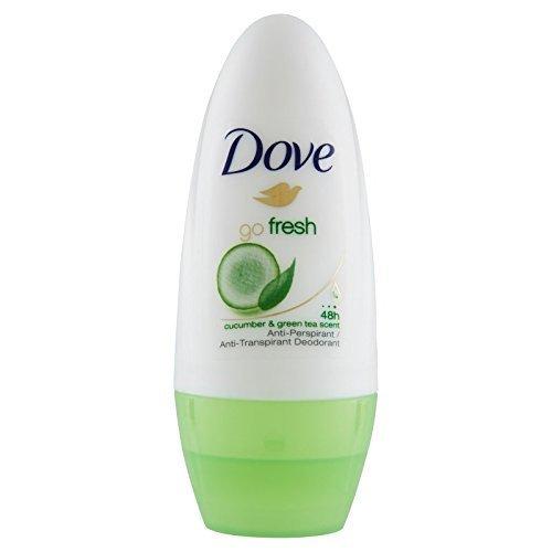 Dove Deodorante Go Fresh Roll-On, Confezione da 6