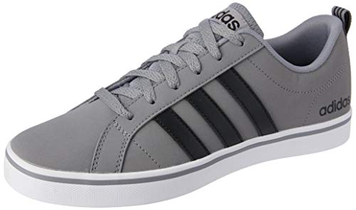 Adidas Vs Pace, Zapatillas para Hombre, Gris (Grey/Core Black/Footwear White 0), 41...