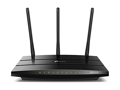 TP-Link Archer C1200 - Router inalámbrico Dual Band Gigabit