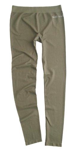 Armee Lange Unterhose (Unterhose lang Mil-Tec® Sports oliv Gr.3)