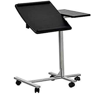 Tavolino pc ruote elettronica - Tavolino da letto per pc ...
