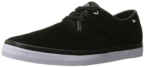 Quiksilver Men S Shorebreak Suede Skate Shoe