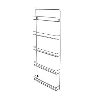 Premium Stainless Steel Spice Rack British Made From The Avonstar Classic Range