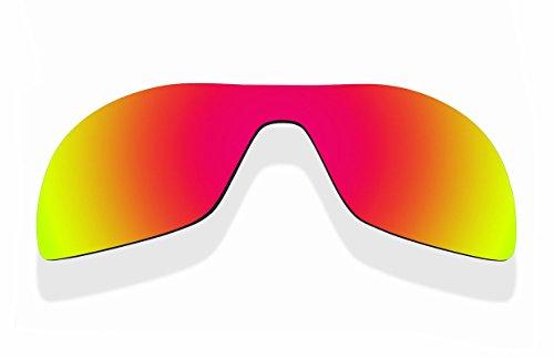 Sunnyblue2 Orange Polarisierte Ersatz Gläser für Oakley Antix Sonnenbrille