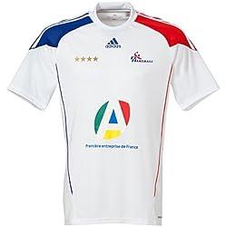 Adidas-Camiseta de balonmano de la selección de fútbol exterior 2011/12-Ffhb Elite-France