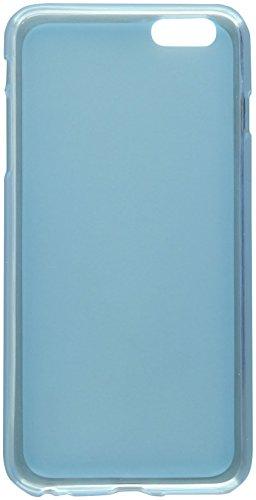 BoxWave iPhone 6 Plus, BoxWave Coque pour iPhone 6 Plus cristal coloré-dérapante en TPU transparent givré pour Anti-dérapante pour iPhone 6 Plus coques et housses (Bleu)