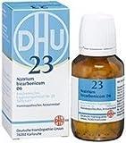 Biochemie Dhu 23 Natrium bicarbonicum D 6 Tablette 80 stk
