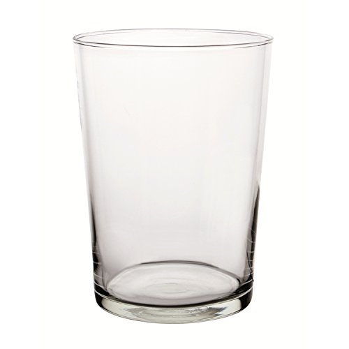 Luminarc 9215176 - Estuche de 6 vasos de caña lisa, 20 cl