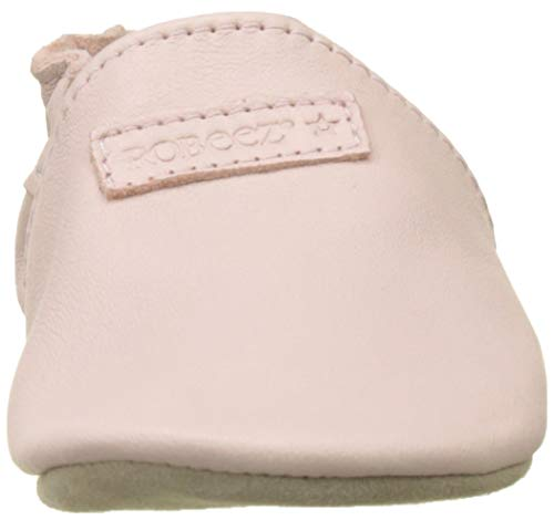 TG-23-24-EU-Robeez-Myfirst-Pantofole-Unisex-Bimbi-Rosa-Rose-Clair-Perm-131 miniatura 4