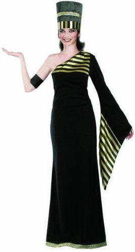 Unbekannt Aptafêtes-cu050089/42-44-Kostüm Kleopatra-Schwarz Größe 42/44