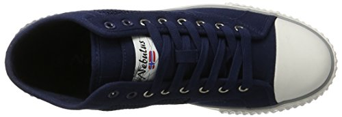 Nebulus Best, Chaussons montants homme Bleu Marine
