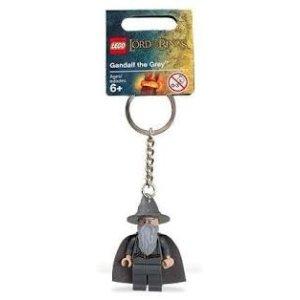 LEGO El Señor De Los Anillos: Gandalf La Gris Llavero de LEGO