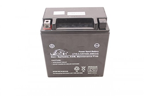 Batterie 14A passend Husqvarna TC239T Rasentraktor
