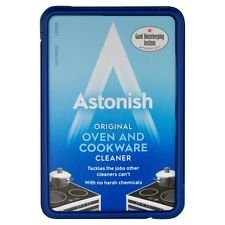 2 x Astonish Oven & Cookware Cleaner (2x150 Grams)