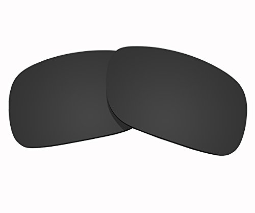Sunnyblue2 Schwarz polarisierte Ersatz Gläser für Oakley Holbrook Sonnenbrille