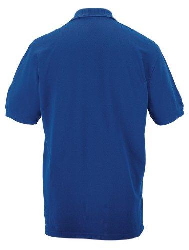 Strapazierfähiges Poloshirt aus Mischgewebe Bright Royal