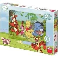 Dino Toys Dino Toys351363 Winnie The Pooh Puzzle (24 Piezas)