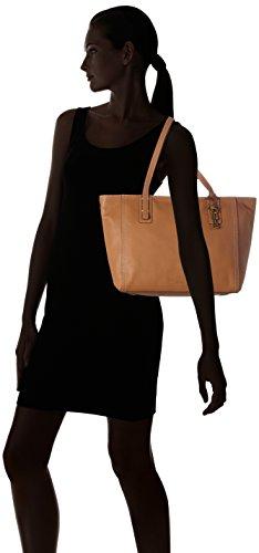 Fossil Emma Borsa tote Shopper pelle 32 cm Marrone
