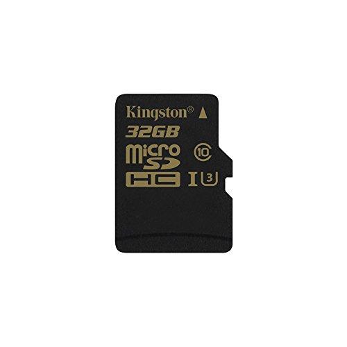 D 32GB Class 3 (U3) Speicherkarte (UHS-I Speed) ()