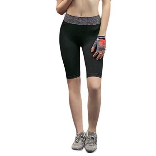 ess Druck 5 Cent Hose YogaLaufen Dünn Fest Sektion fünf Hose schnell trocknen 5 HosenRadfahrenHose ()