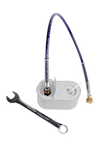 Adapter-Hochdruckschlauch für Trinkwassersprudler Soda Stream, Soda Max, SodaStream Crystal, Penguin, Play, Cool - 5