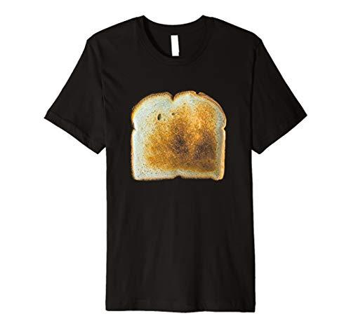 Frühstück TOAST Halloween T-Shirts Funny Paare -