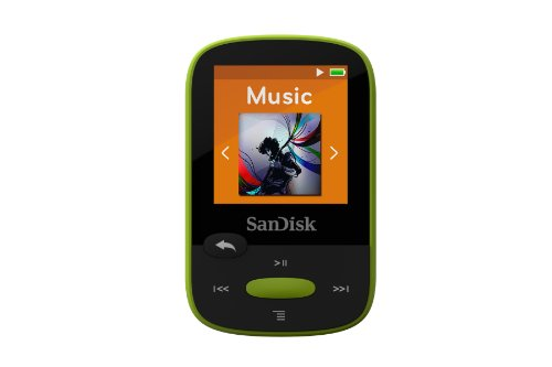 GB MP3-Player Lime ()