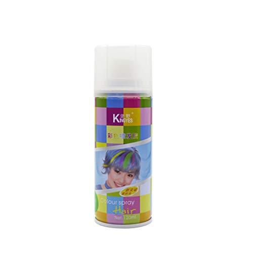 WEIHANJianye Temporäre Reine Natürliche Pflanzenextrakt Farbspray Färbemittel Haarfärbemittel Farbe Unisex Farbe Haarwachs Farbspray -