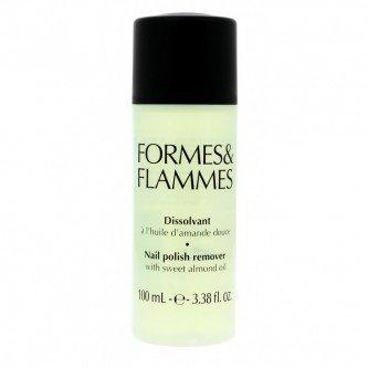 FORMES & FLAMMES DISSOLVANT A L'HUILE D'AMANDE DOUCE 100ML