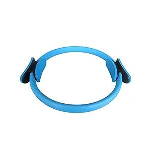 Professional Fitness Pilates Abnehmen Magic Yoga Ring strapazierfähige Pilates Fitness Circle Yoga Zubehör Gym Workout Training Werkzeug