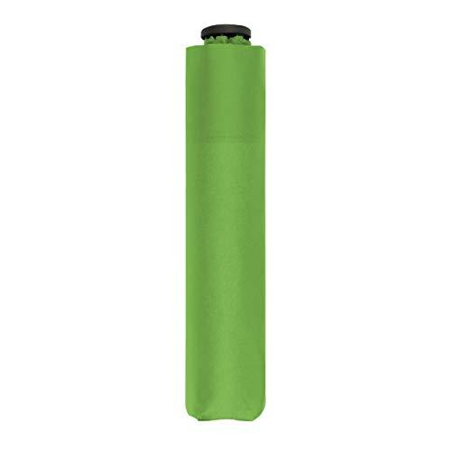 doppler Taschenschirm Zero,99 - Gewicht von nur 99 Gramm - Stabil - Windproof - 21 cm - Peppy Lime