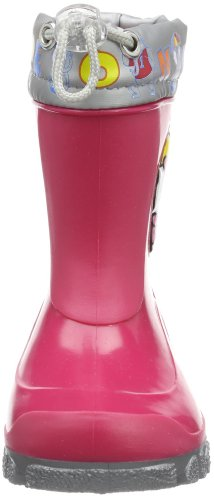 Spirale Püppi, Bottes Classiques mixte enfant - Pink (pink 34)