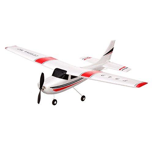 WLToys - Avión RC Mini Cessna 3 Canales WLToys R.T.F.2.4GHZ