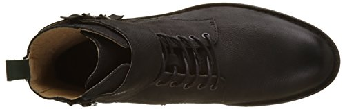 Kickers Herren Mist Rack Combat Boots Noir (Noir)