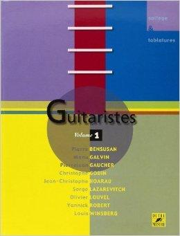 Guitaristes - Une encyclopdie vivante de la guitare - Vol. 1 de Pierrejean Gaucher ,Pierre Bensusan,Manu Galvin ( 2 octobre 2004 )