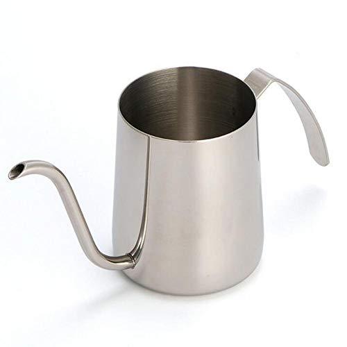 starter Kaffeekanne Schwanenhals Auslauf Wasserkocher 350 Ml Drip Kaffee Wasserkocher 4mm Super Slim...