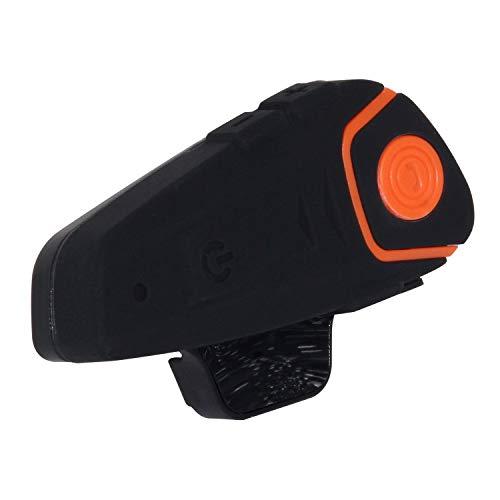 TOOGOO Motorrad Bluetooth Helm Kopfh?rer Au?en Wasserdichte Bluetooth Headset Kopfh?rer Lautsprecher Für Telefon
