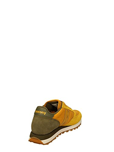 Saucony Jazz Baskets Basses Pour Homme Gold / Green
