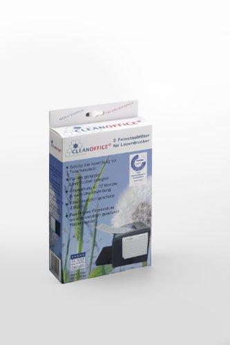 Clean Office Feinstaubfilter 2 Filter - 5