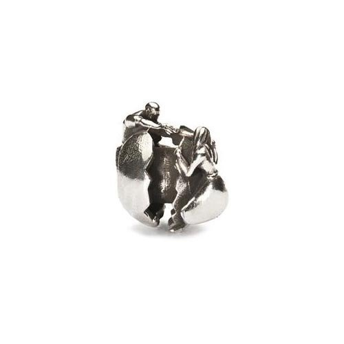 Trollbeads Beads in argento 925 Legame d'Amore TAGBE-40036