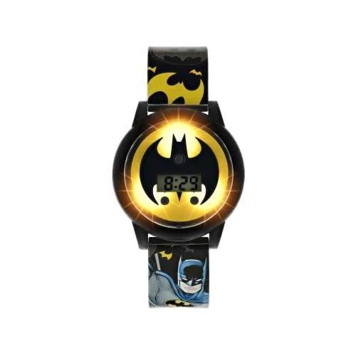 Batman Reloj Niños de Digital con Correa en PU BAT4668 10