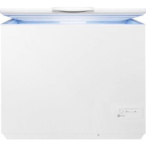 Electrolux EC3200AOW2 Autonome Coffre 300L A+ Blanc congélateur - congélateurs (Autonome, Coffre, Blanc, Haut, 300 L, 17 kg/24h)
