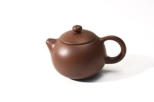 TEA SOUL 10 x 10 x 12 cm, Yixing Xishi 110 ml, colore: grigio