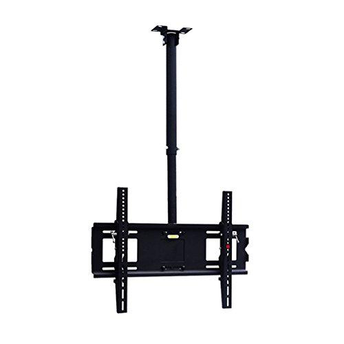 SUBBYE Höhenverstellbare Decke Tv Halterung Tilt Rotierende Halterung Für 60-75 Zoll FÜHRTE Plasmamonitor Flachbildschirm Zeigt Smart TV