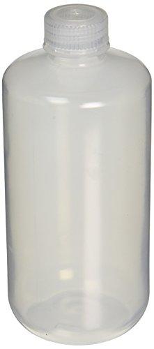 United Scientific Supplies 33304Polypropylen schmal Mund Reagenz Flasche, 500ml Fassungsvermögen (12Stück) (Labor-reagenz-flasche Mund Schmalen)