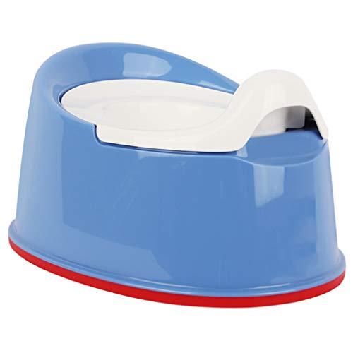 Enfant Potty Toilette Potty Child Toilette WC Mâle Et Femelle Bébé Urinoir Pot Dossier Tabouret De Toilette (32 * 24 * 17Cm)